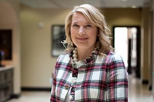 CarePlus Chief Administrative Officer Kati Grueneberg