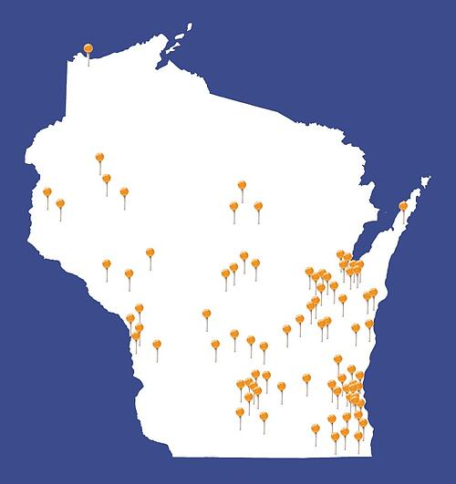 CarePlus and Midwest Dental have partnered to offer care at nearly 100 dental clinics in Wisconsin