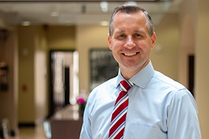 Dental Associates Director of Professional Development Richard Gesker